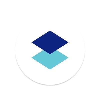 Logo de Dropbox Paper