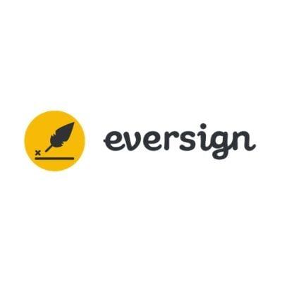 Logo de Eversign para firmas electrónicas