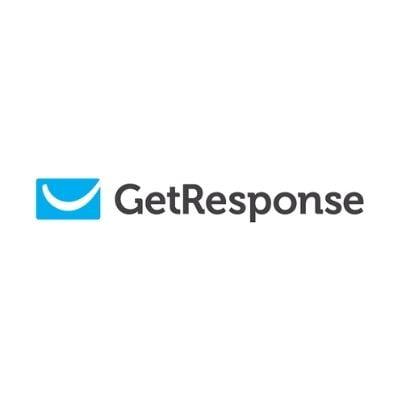 Logo de GetResponse para email marketing