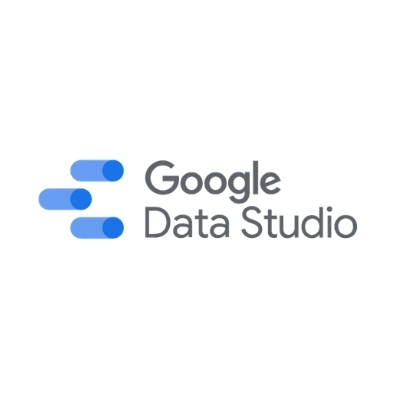 Logo de Google Data Studio para marketing