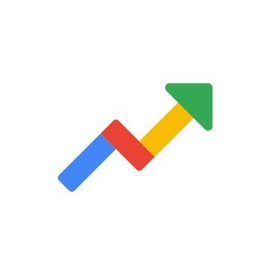 Logo de Google Trends para marketing