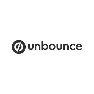 Logo de Unbounce para marketing