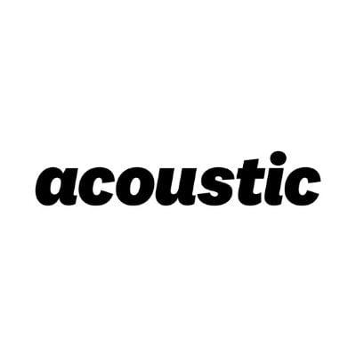 Logo de Acoustic