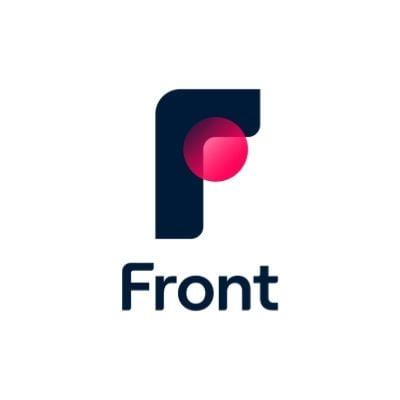 Logo de Front