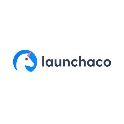 Logo de Launchaco para desarrollo web
