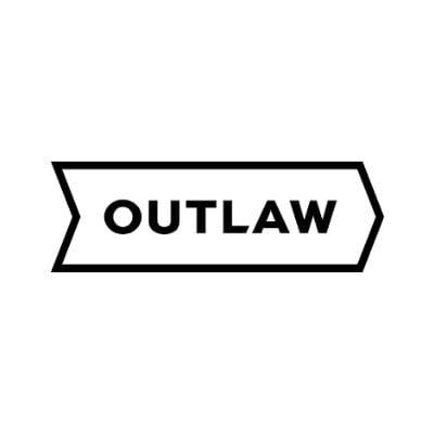Logo de Outlaw para ventas