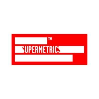 Logo de Supermetrics para marketing