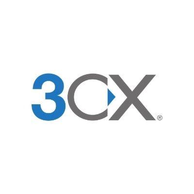 Logo de 3CX