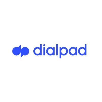 Logo de Dialpad
