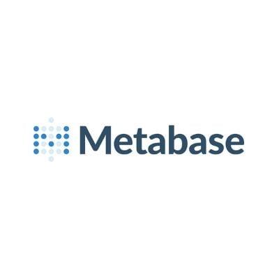 Logo de Metabase