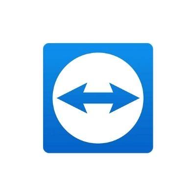 Logo de TeamViewer