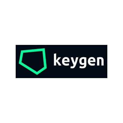 Logo de Keygen para APIs