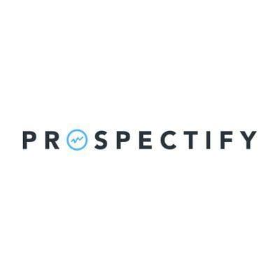 Logo de Prospectify para ventas