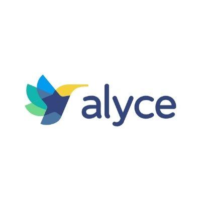 Logo de Alyce para marketing