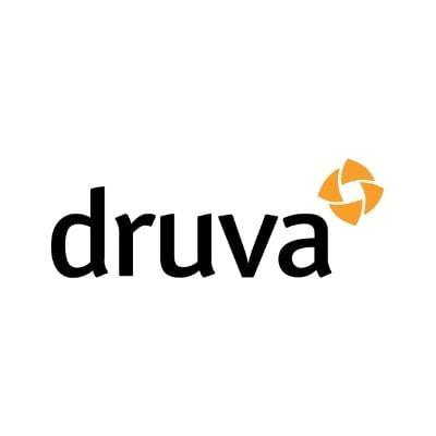 Logo de Druva InSync para respaldos