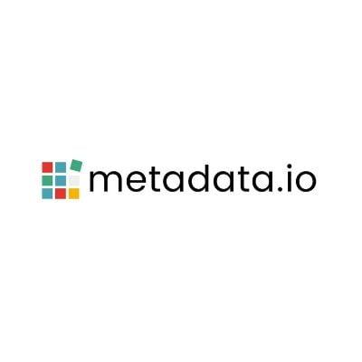 Logo de Metadata.io