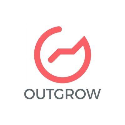 Logo de Outgrow para marketing